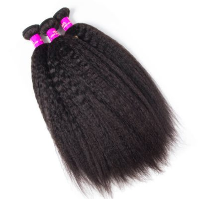 Evan Hair kinky straight 3 bundles