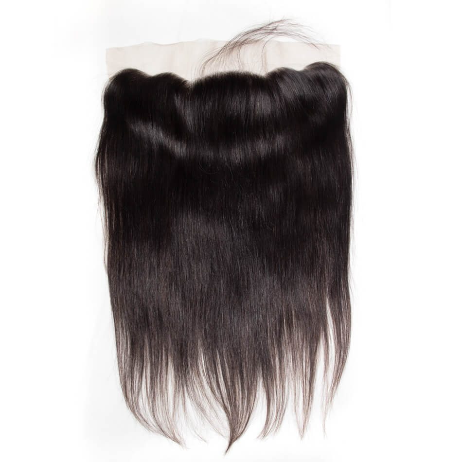 evan hair straight lace frontal closure 134 human hair
