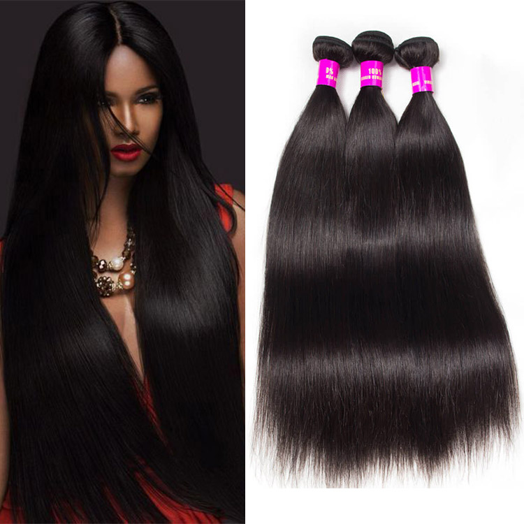 Evan Hair straight hair 3 Bundles