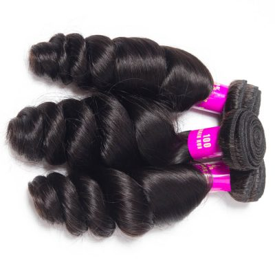 Evan Hair loose wave hair 3 bundles