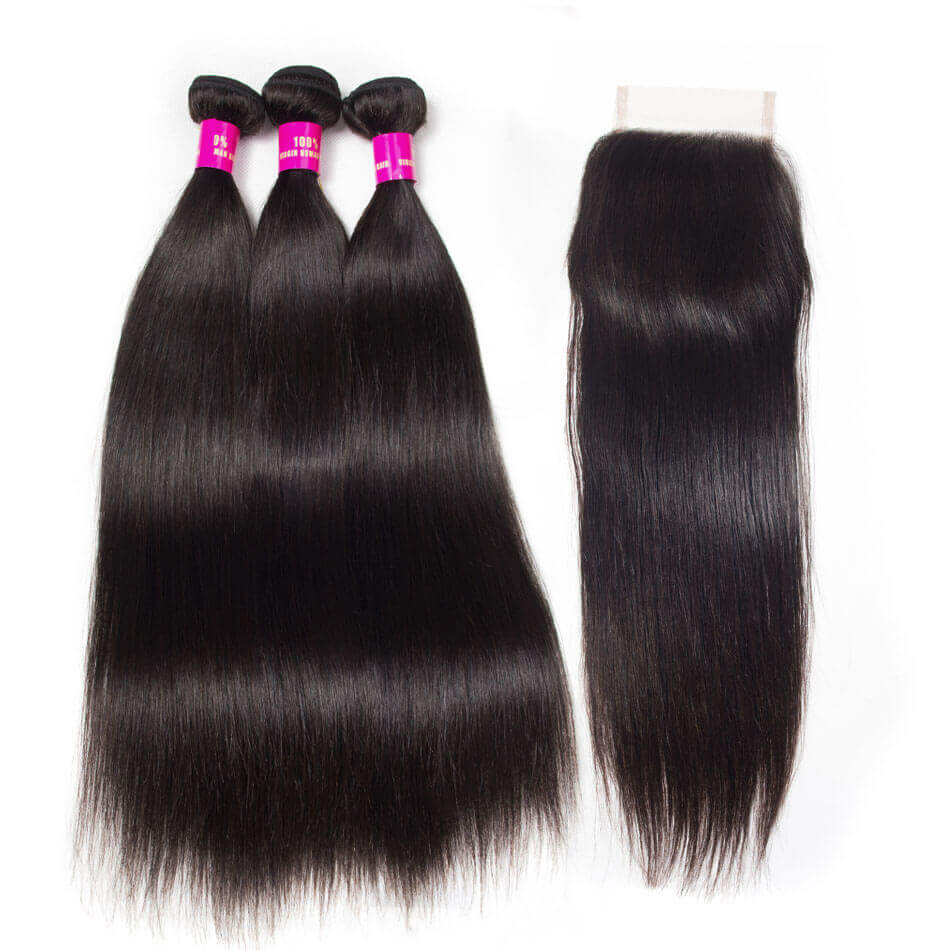 straight hair with closure,straight hair bundles closure,straight hair bundles with closure,Indian straight hair with closure,straight hair with Indian closure,straight hair bundle closure deals