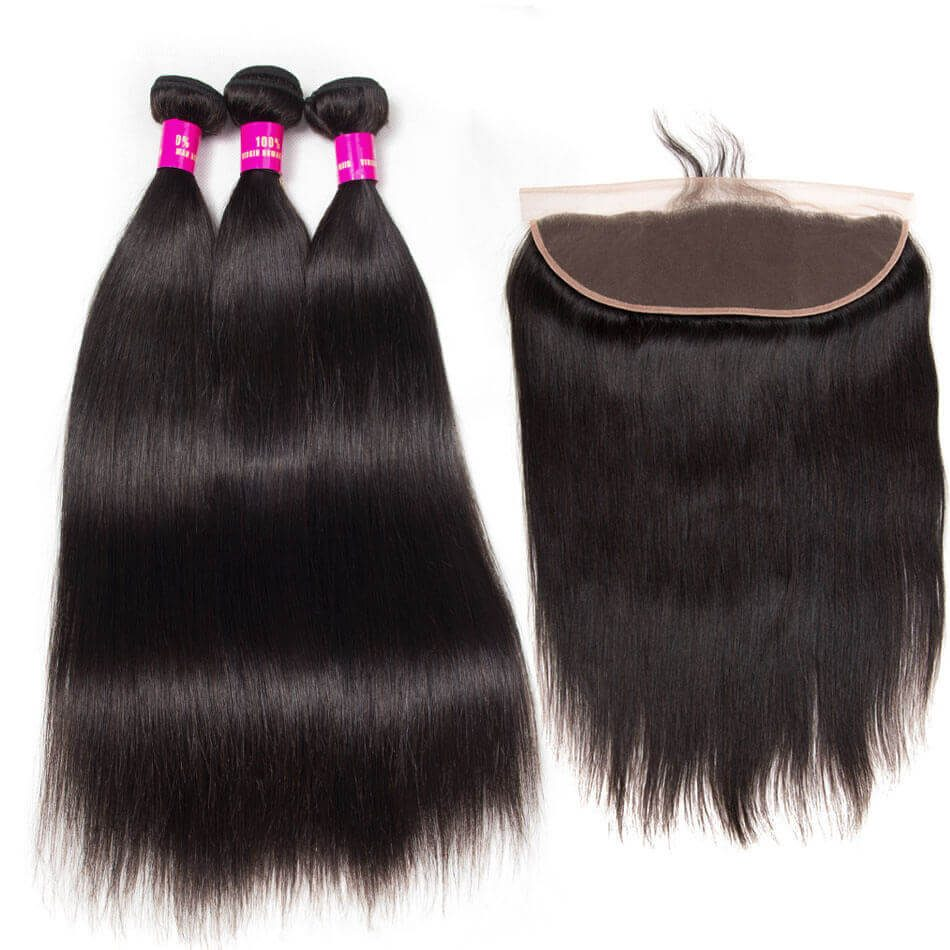 straight hair with frontal,bundles with straight frontal,straight hair bundles frontal,best straight hair frontal,straight hair 3 bundles frontal,straight hair and frontal,Indian straight hair with frontal
