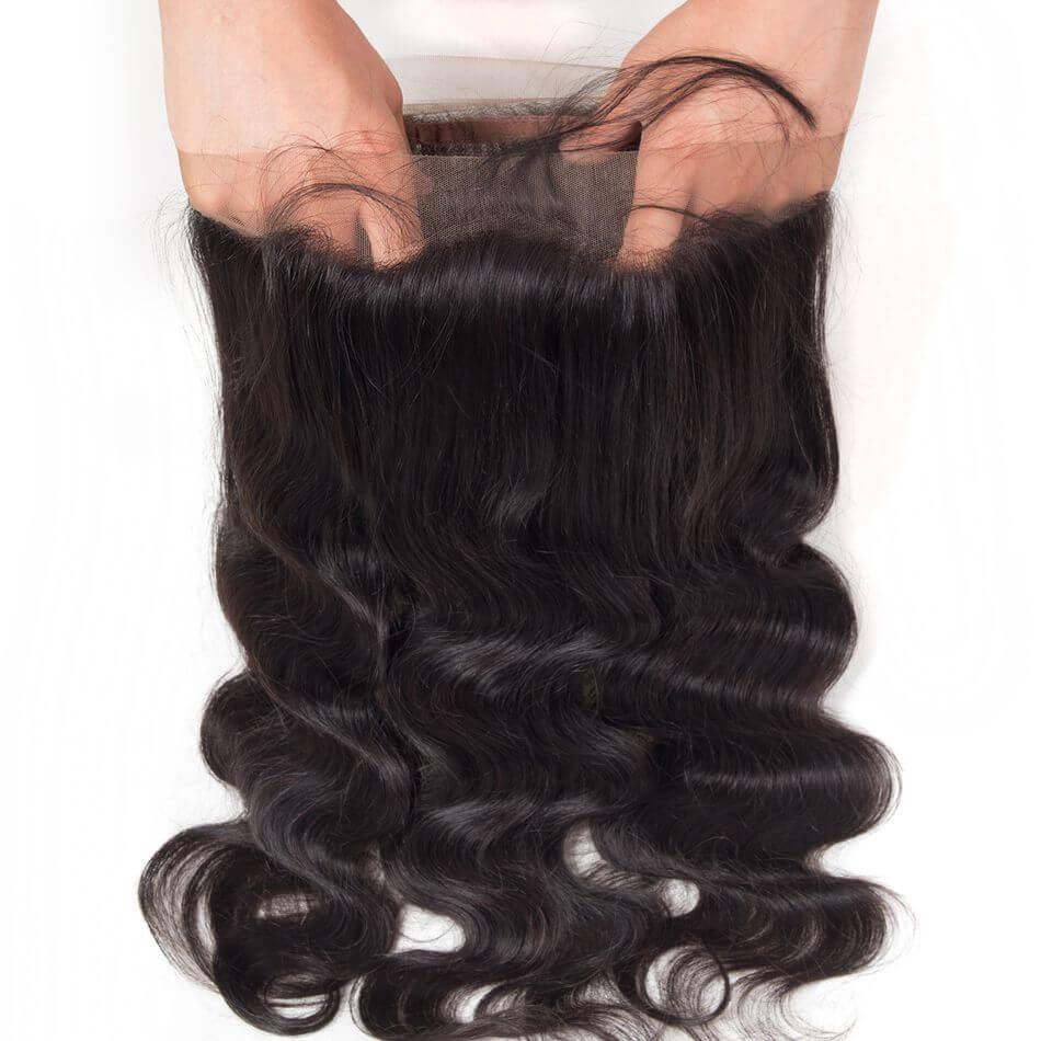 Evan hair 360 frontal body wave