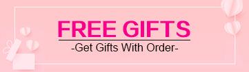 Get free gifts in Evan hair