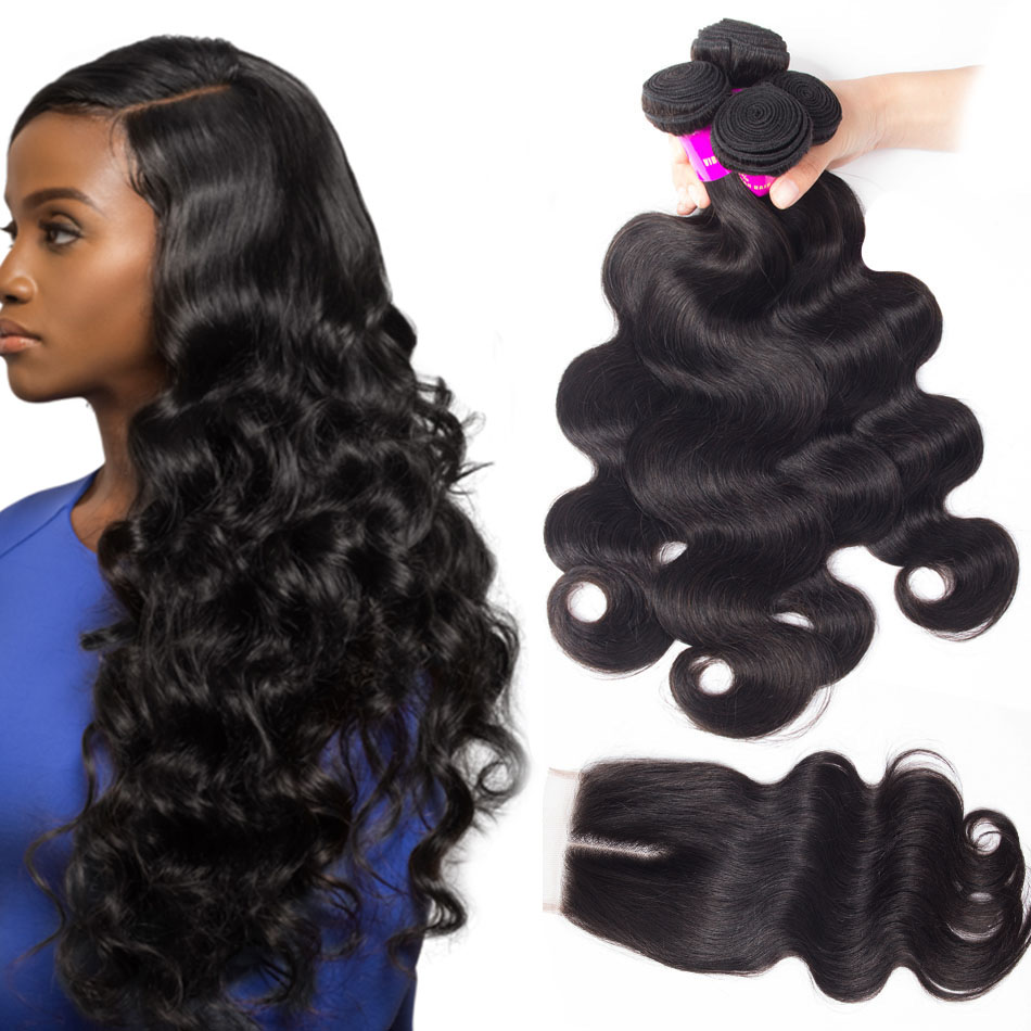 Evan-Hair-Peruvian-body-wave-hair-4-bundles-with-closure