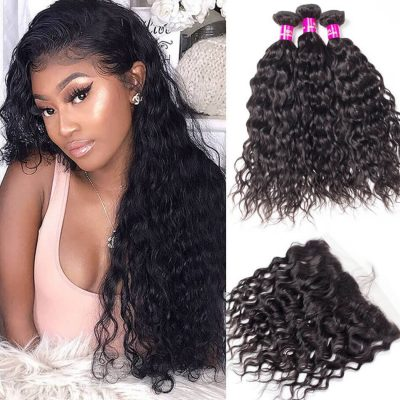 brazilian water wave bundles frontal,wet and wavy hair with frontal,water wave weave bundles frontal,wet and wavy human hair water wave hair with frontal,bundles with frontal,wholesale water wave bundles with frontal,best water wave hair frontal,water wave hair frontal near me