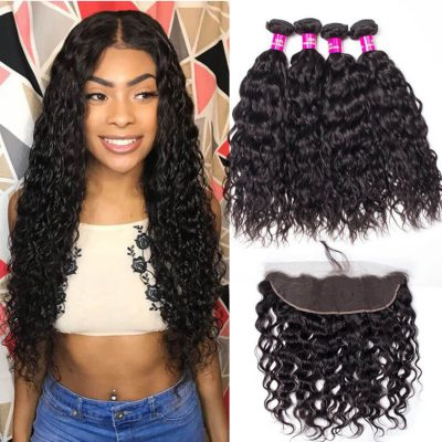 water hair with frontal,Indian water wave bundles frontal,wet and wavy hair with frontal,water wave frontal with bundles,best water wave bundles frontal,cheap water wave bundles frontal,water wave frontal near me,wholesale water wave bundles frontal