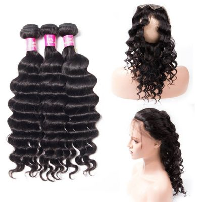 loose deep wave 360 frontal,loose deep hair 360 frontal,cheap loose deep wave 360 frontal,360 frontal loose deep,loose deep with 360 frontal,loose deep bundles with 360 frontal,loose deep wave 360 frontal near me