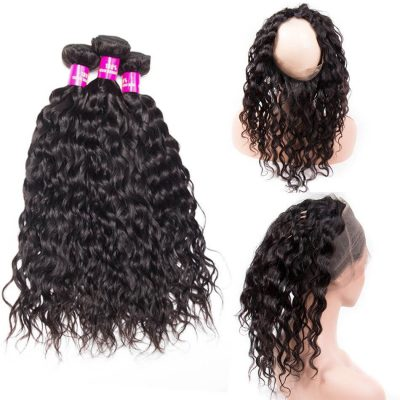 water wave 360 frontal,wet and wavy hair 360 frontal,cheap water wave 360 frontal,360 frontal water wave,water wave with 360 frontal,water bundles with 360 frontal,water wave 360 frontal near me