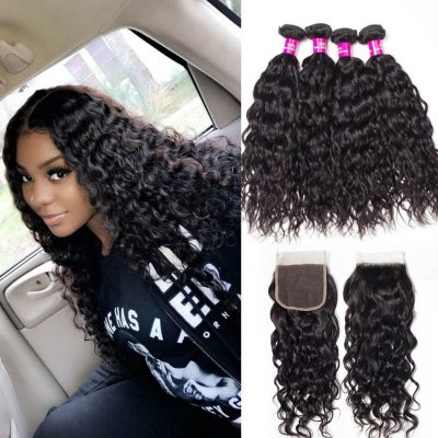 water wave with closure,indian water wave with closure,indian water wave bundles closure,water wave bundles closure,indian water wave closure,indian water wave bundles closure,water wave weave bundles closure,wet and wavy human hair with closure,wholesale water wave with closure