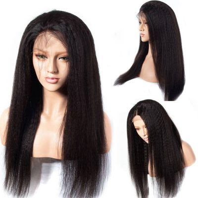 kindy straight full wig,kindy straight hair full wig,full lace kindy straight wig,kindy straight full lace wig,kindy straight full lace human wig,lace full kindy straight hair wig