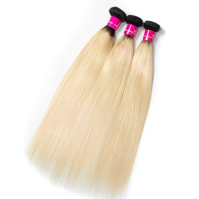1b 613 blonde hair,1b 613 hair,1b 613 straight hair,#1b 613 hair,blonde 1b hair,blonde hair dark roots,613 hair bundles,613 hair with dark roots,blonde hair bundle deals