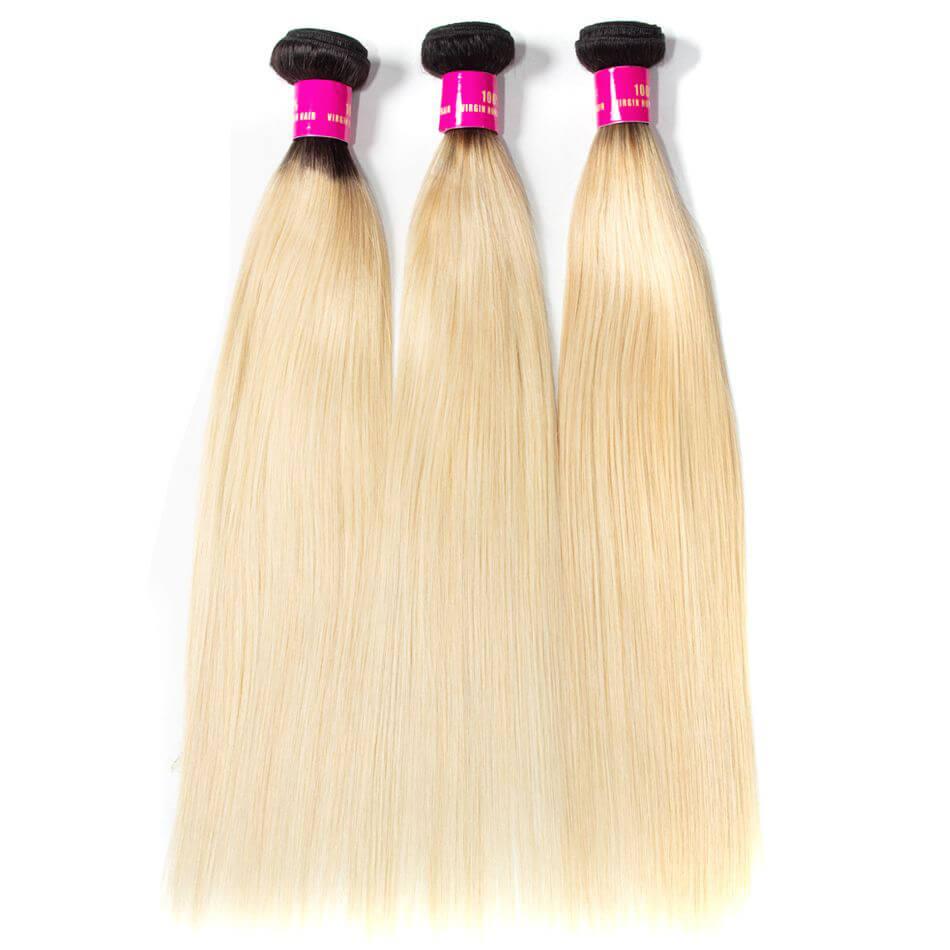 1b 613 blonde hair,1b 613 hair,1b 613 straight hair,#1b 613 hair,blonde 1b hair,blonde hair dark roots,613 hair bundles,613 hair with dark roots,blonde hair bundle deals