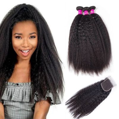 kinky straight with closure,kinky straight with closure,yaki straight with closure,Indian kinky straight bundles with closure,Indian kinky straight with closure,kinky straight bundles and closure,cheap Indian kinky straight