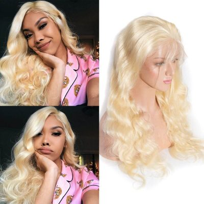 13×6 body wave front wig,13×6 body wave lace frontal wigs,13×6 blonde body wave lace frontal wigs,613 blonde body wave front wig,cheap 13×6 blonde body wave front wig