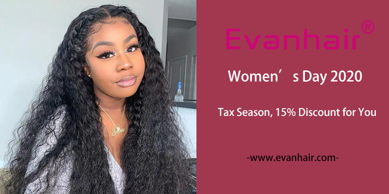 women's day hair sale,women's day human hair sale,women's day wigs sale,evan hair sale,evan hair deals,evan hair promtion